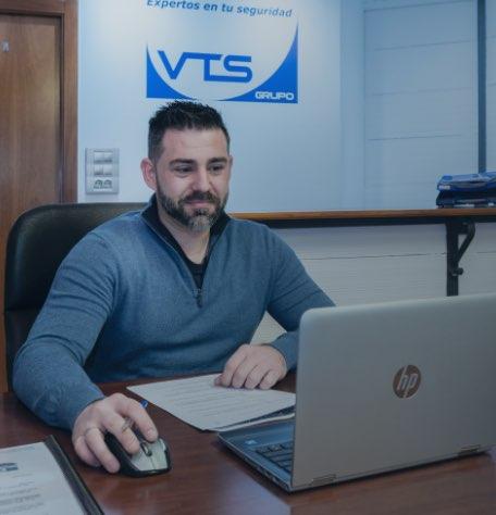 Nuestros servicio de asesoría en seguridad en Grupo VTS