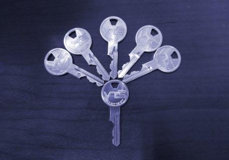 Igualamientos y amaestramientos de llaves de seguridad en Tarragona